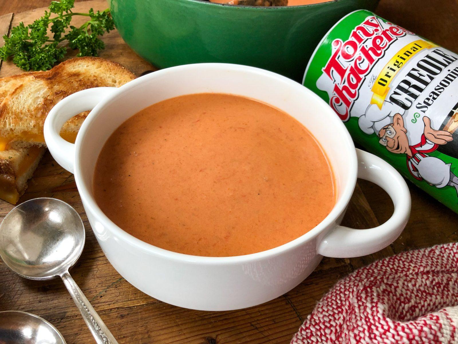Soup on I Heart Publix