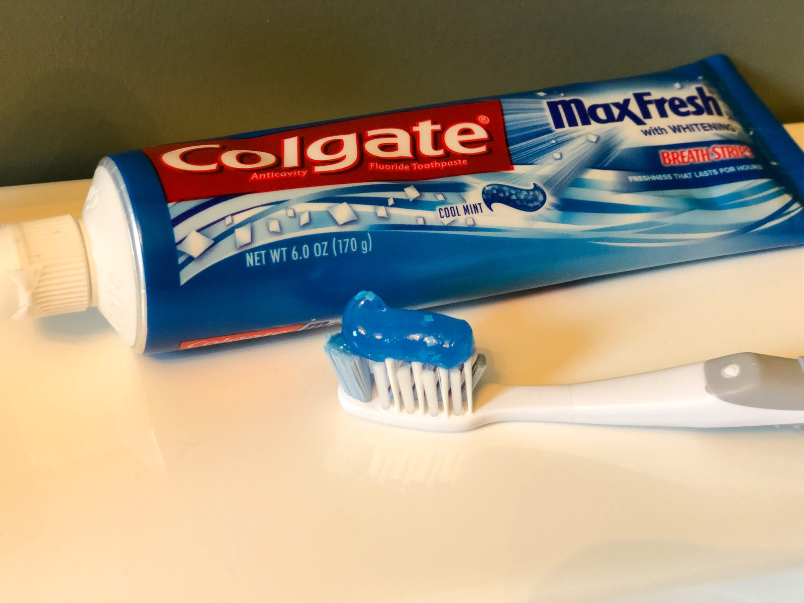Colgate Toothpaste As Low As 4¢ At Publix on I Heart Publix 1