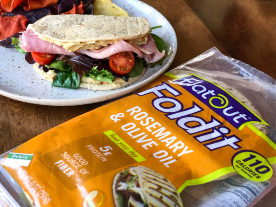 Flatout Foldit Flatbreads Just 65¢ Per Pack At Publix on I Heart Publix