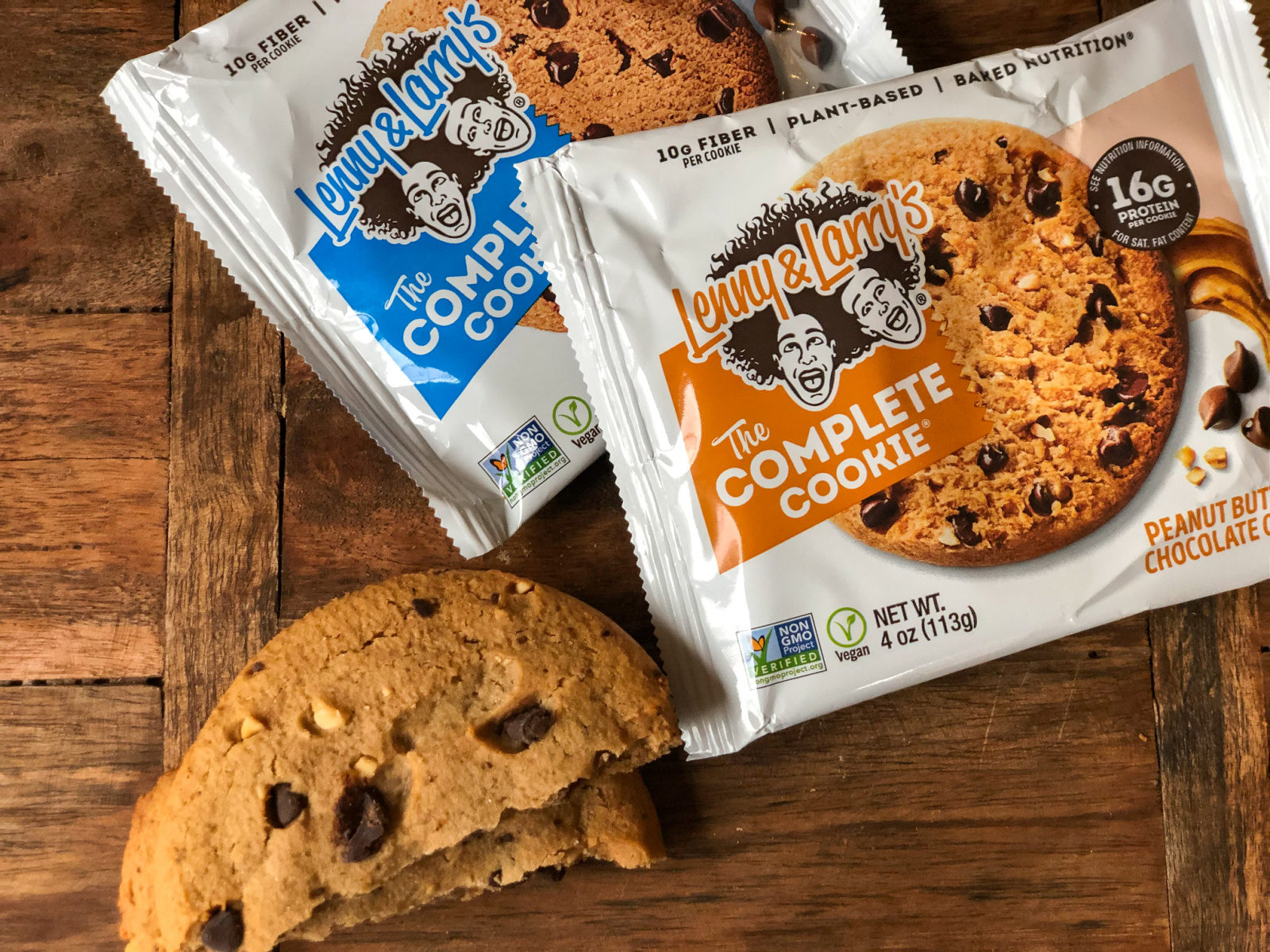 Lenny & Larry's The Complete Cookie Only 50¢ At Publix on I Heart Publix 1
