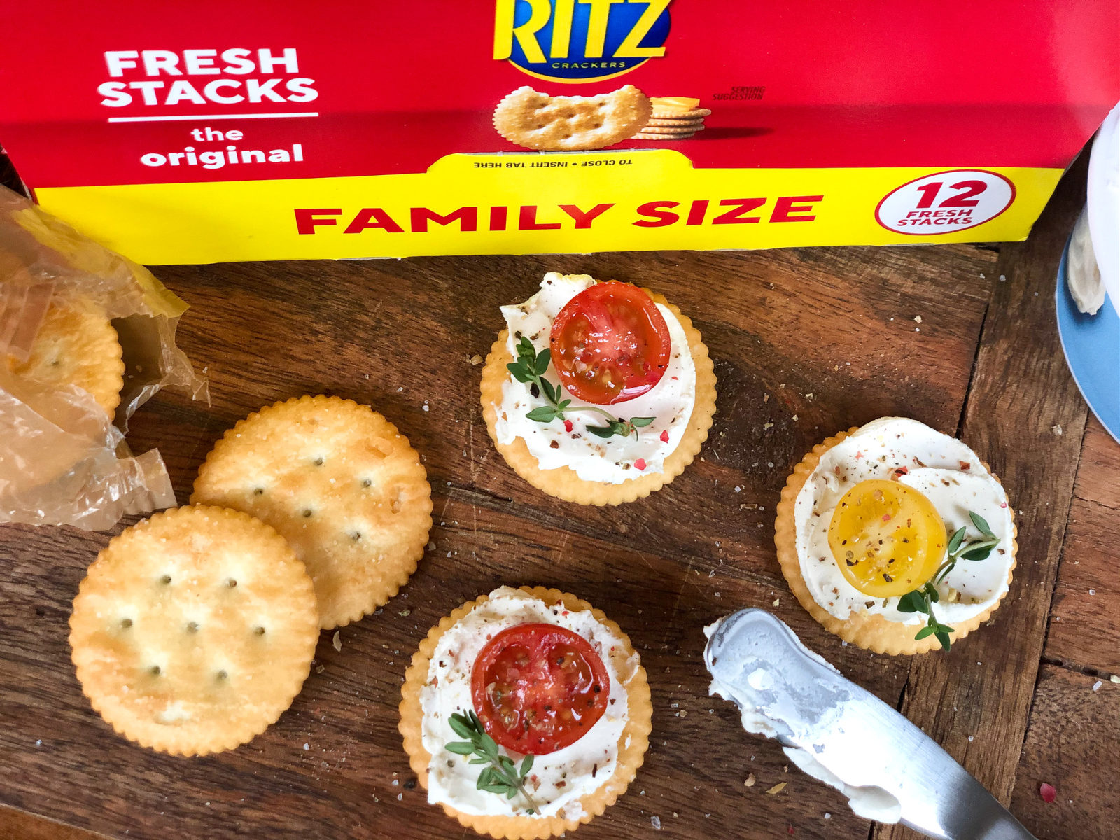 Nabisco Family Size Crackers As Low As $1.35 At Publix on I Heart Publix