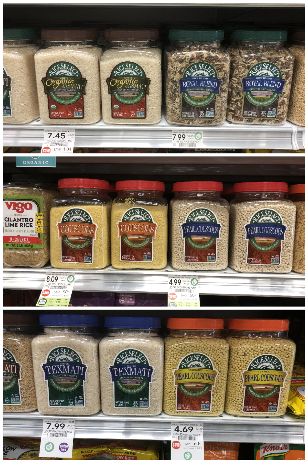 Try My Parmesan Rice Cakes - Save $2 On RiceSelect Products At Publix! on I Heart Publix 2
