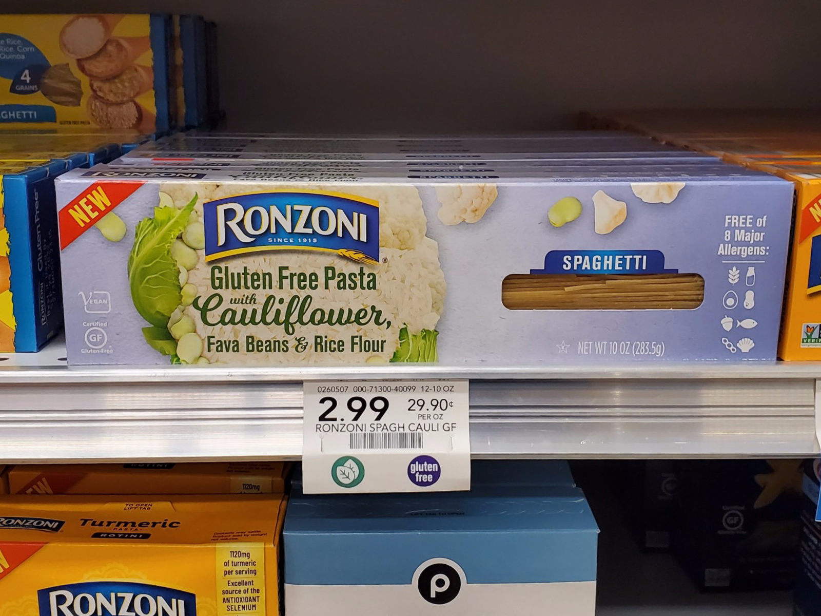 Save On Ronzoni At Publix & Try This Recipe For Ronzoni Cauliflower Penne with Spicy Sausage Ragu on I Heart Publix 1