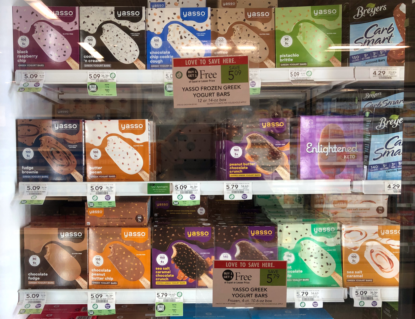 Make Room In The Freezer - All Yasso Products Are BOGO At Publix (Including The Chocolate Dipped Varieties!) on I Heart Publix 2