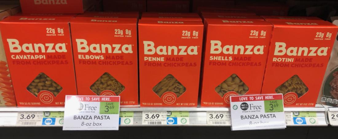 Banza Pasta Just 85¢ At Publix on I Heart Publix 1