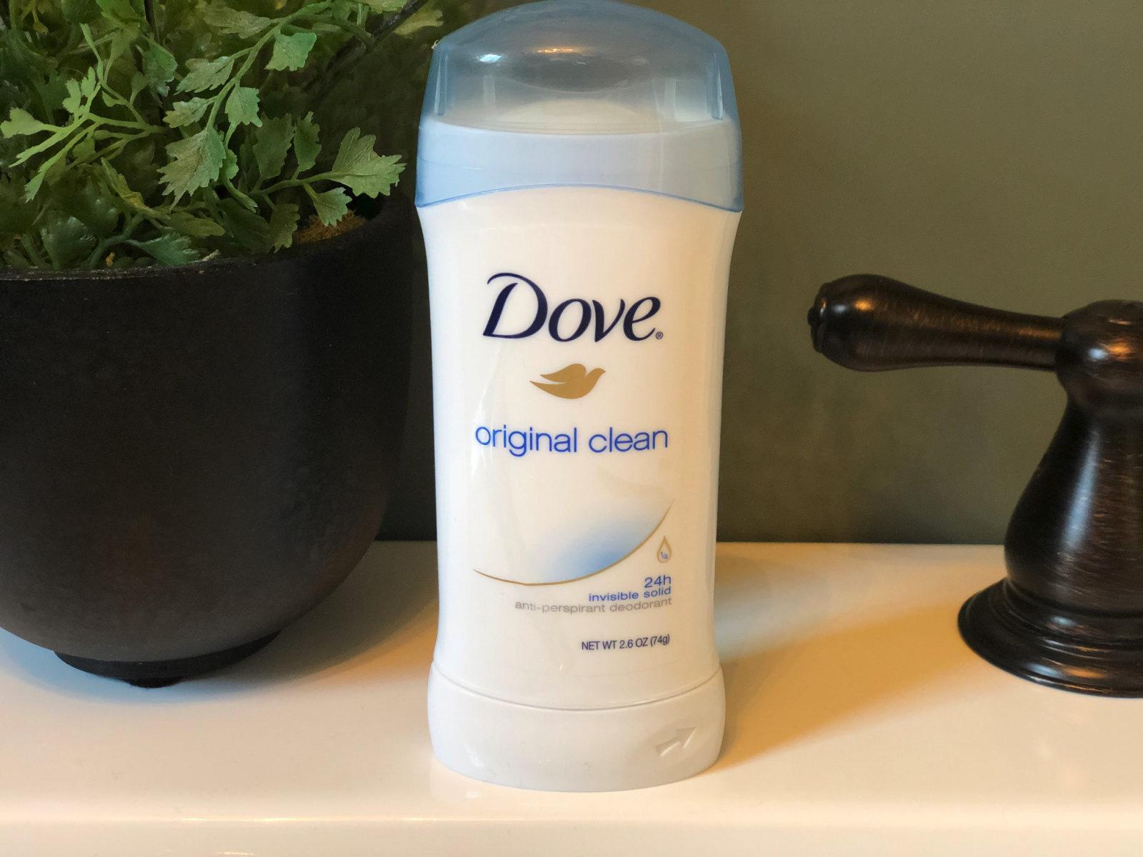 Dove Invisible Solid Anti-Perspirant Deodorant Just 54¢ At Publix on I Heart Publix