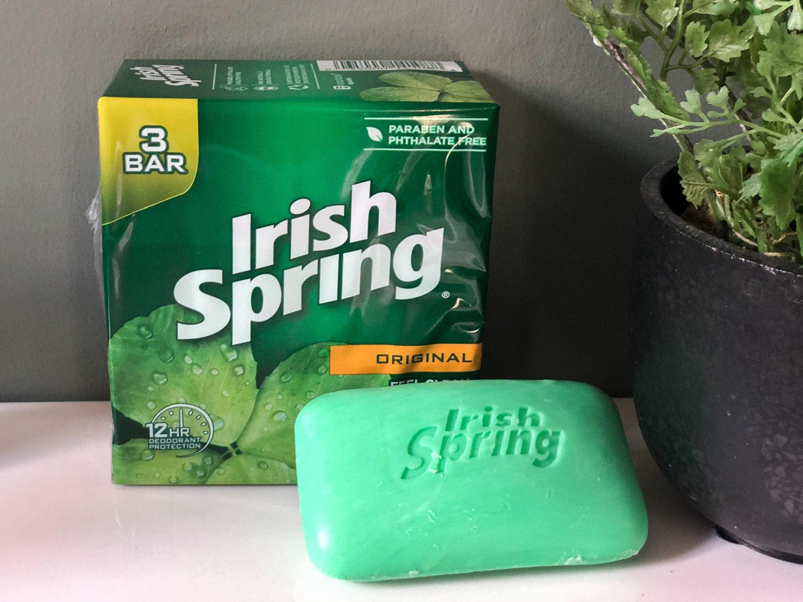 Irish Spring Bar Soap Just $1 Per Pack - 33¢ Per Bar on I Heart Publix