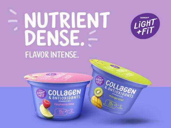 FREE Light & Fit® Collagen & Antioxidants Single Serve Yogurt At Publix! on I Heart Publix 1