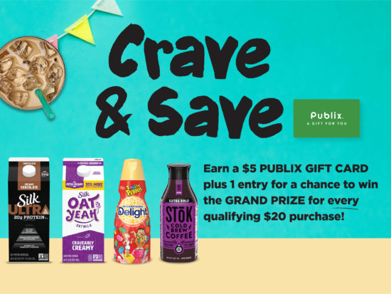 Don't Forget...It's A Great Week To Earn Gift Cards With The Crave & Save Program on I Heart Publix 1