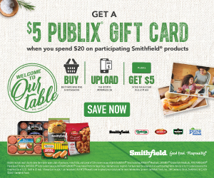 Auto Draft on I Heart Publix 1099