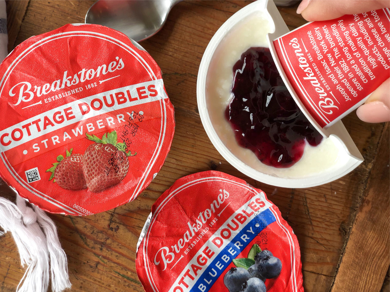 Scrumptious Snacking Made Easy - Breakstone's Cottage Doubles Are On Sale 5/$5 At Publix on I Heart Publix 1