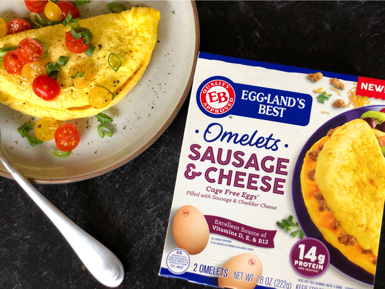 Eggland's Best Omelets Just $2.50 At Publix (reg $4.49) on I Heart Publix