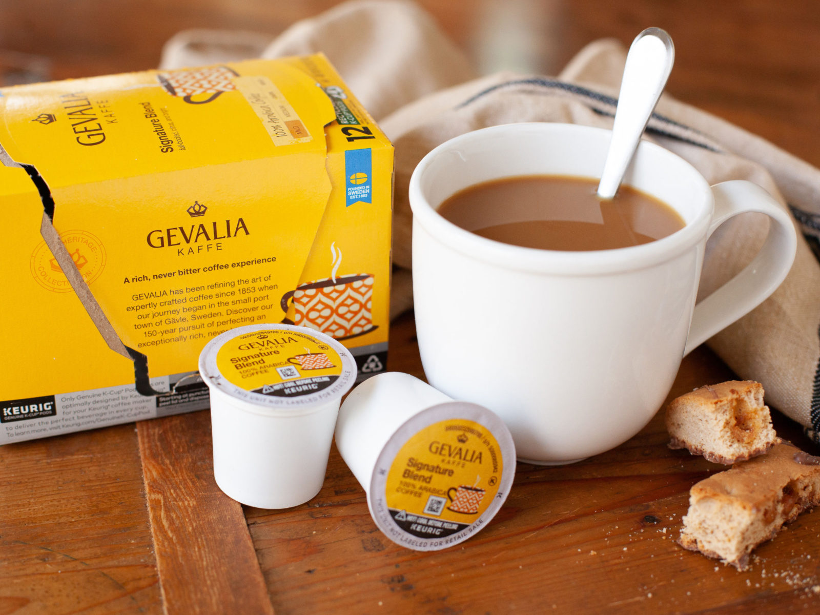 Don't Miss The Gevalia BOGO Sale At Publix - Choose The Coffee You Love & Save BIG! on I Heart Publix