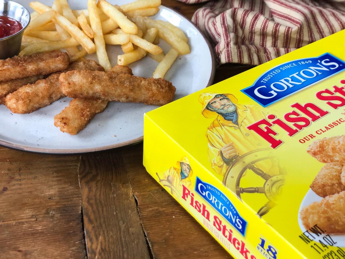 Gorton's Fish Fillets or Sticks As Low As $1.85 At Publix on I Heart Publix 1