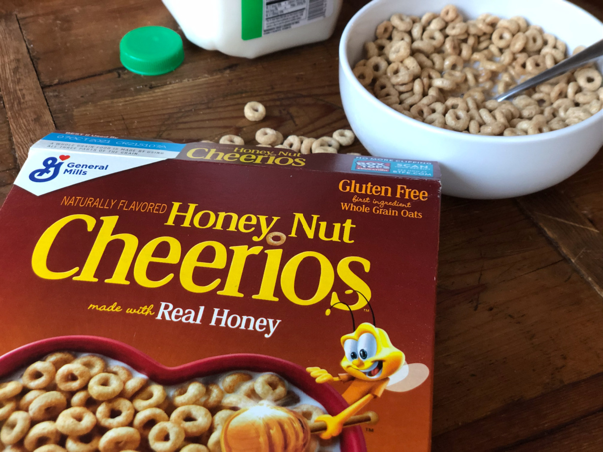 Honey Nut Cheerios As Low As FREE At Publix on I Heart Publix 1