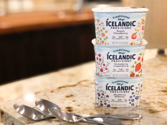 Icelandic Provisions Icelandic Style Skyr Just 13¢ Per Cup At Publix on I Heart Publix 1