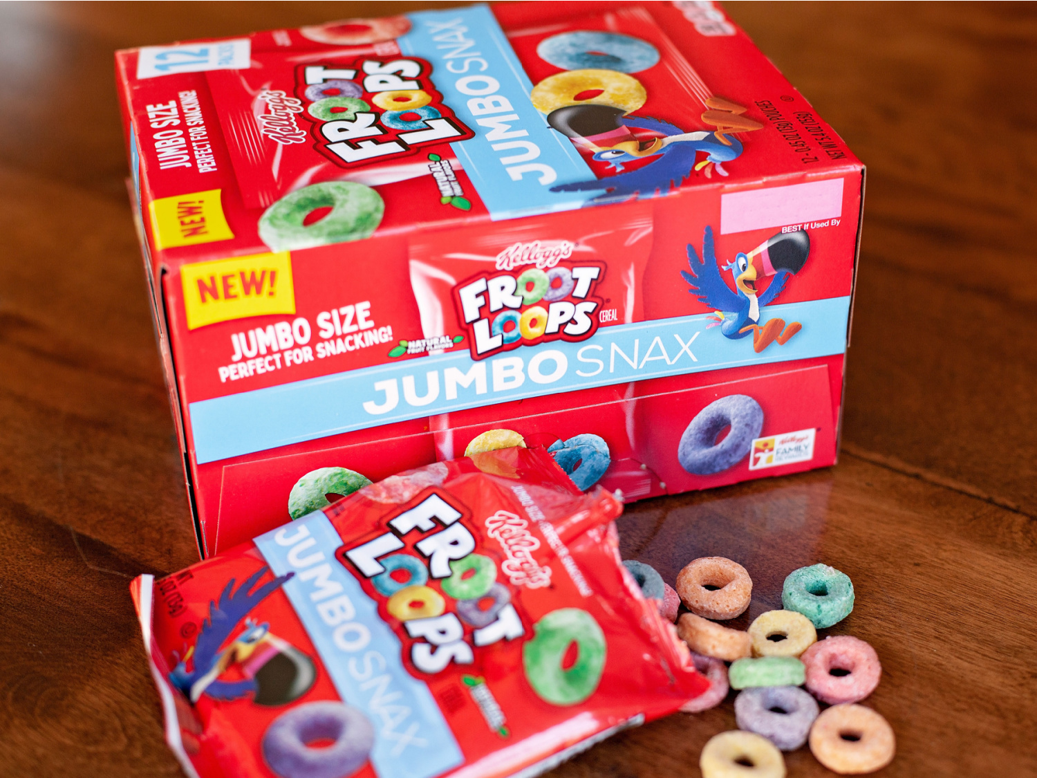 Kellogg's Jumbo Snax Just $2.05 Per Box (reg $5.49) on I Heart Publix 1