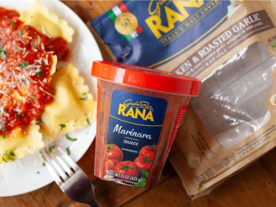 Rana Sauce or Pasta Just $2.50 At Publix on I Heart Publix 2