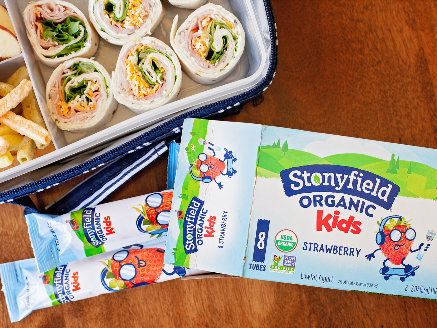Stonyfield Kids Yogurt Multipacks As Low As $1.65 At Publix on I Heart Publix 1