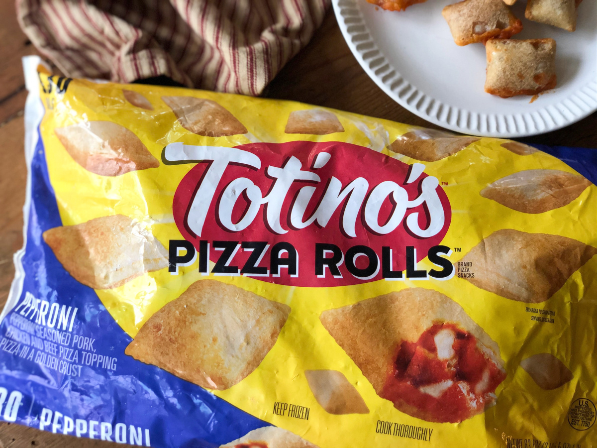 HUGE Bags Of Totino's Pizza Rolls As Low As $3.85 At Publix on I Heart Publix