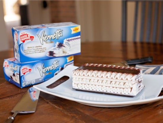 Good Humor Viennetta Cake Is A Delicious Dessert Your Whole Family Will Love - Save At Publix! on I Heart Publix