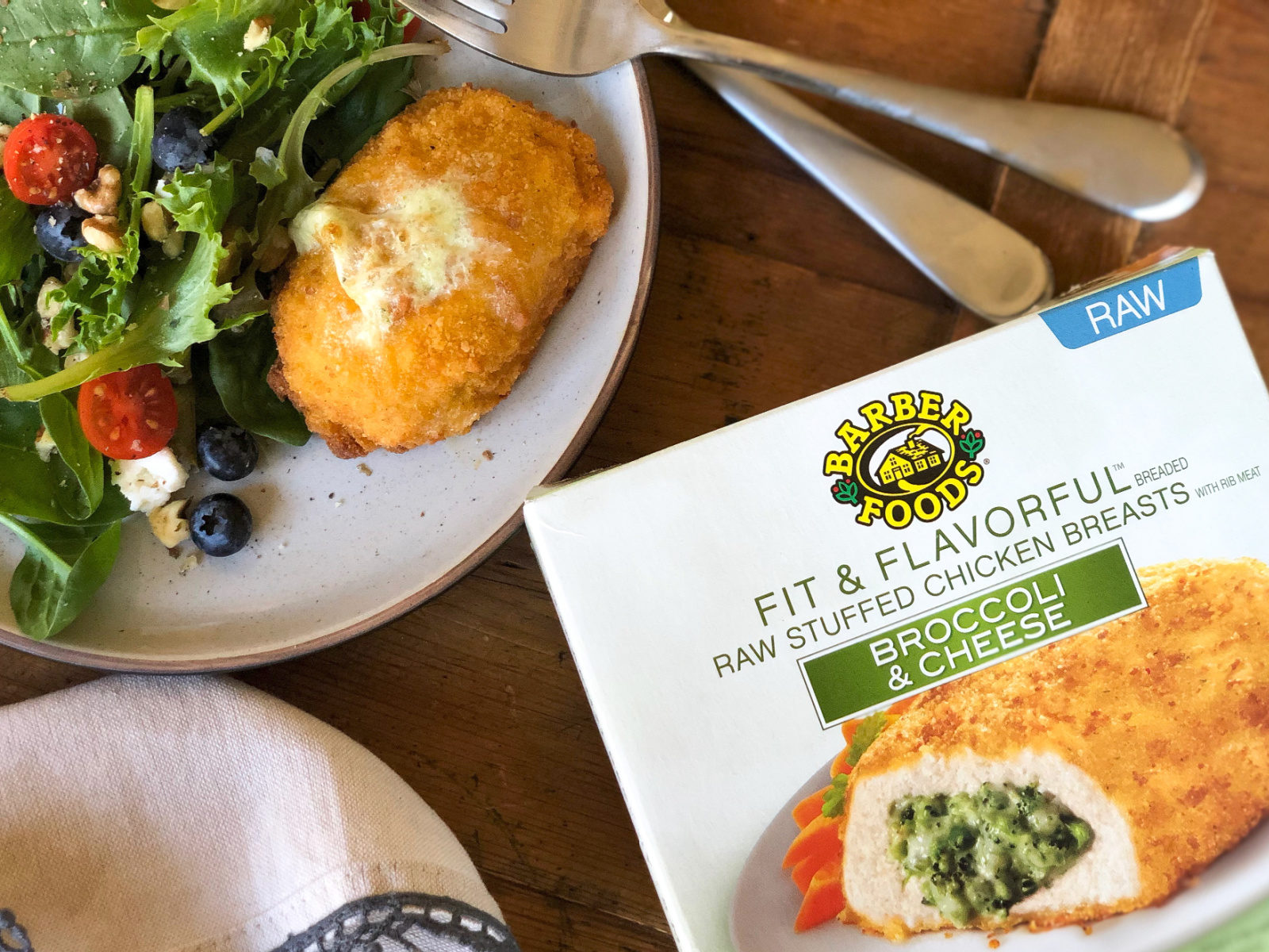 Barber Foods Stuffed Chicken Breasts As Low As $1.25 At Publix on I Heart Publix
