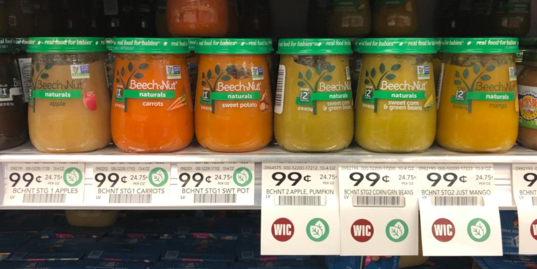Beech-Nut Naturals Jars Just 49¢ At Publix on I Heart Publix