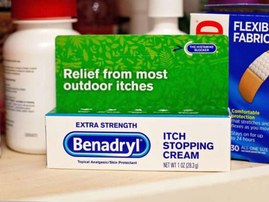 Benadryl Topical Anti-Itch Cream Just $1.19 At Publix - New Coupons! on I Heart Publix 1