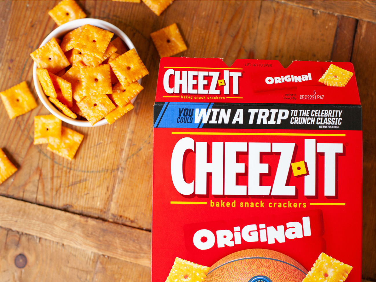 Get Ready For Game Day - Cheez-It Snacks Are 2/$6 At Publix on I Heart Publix