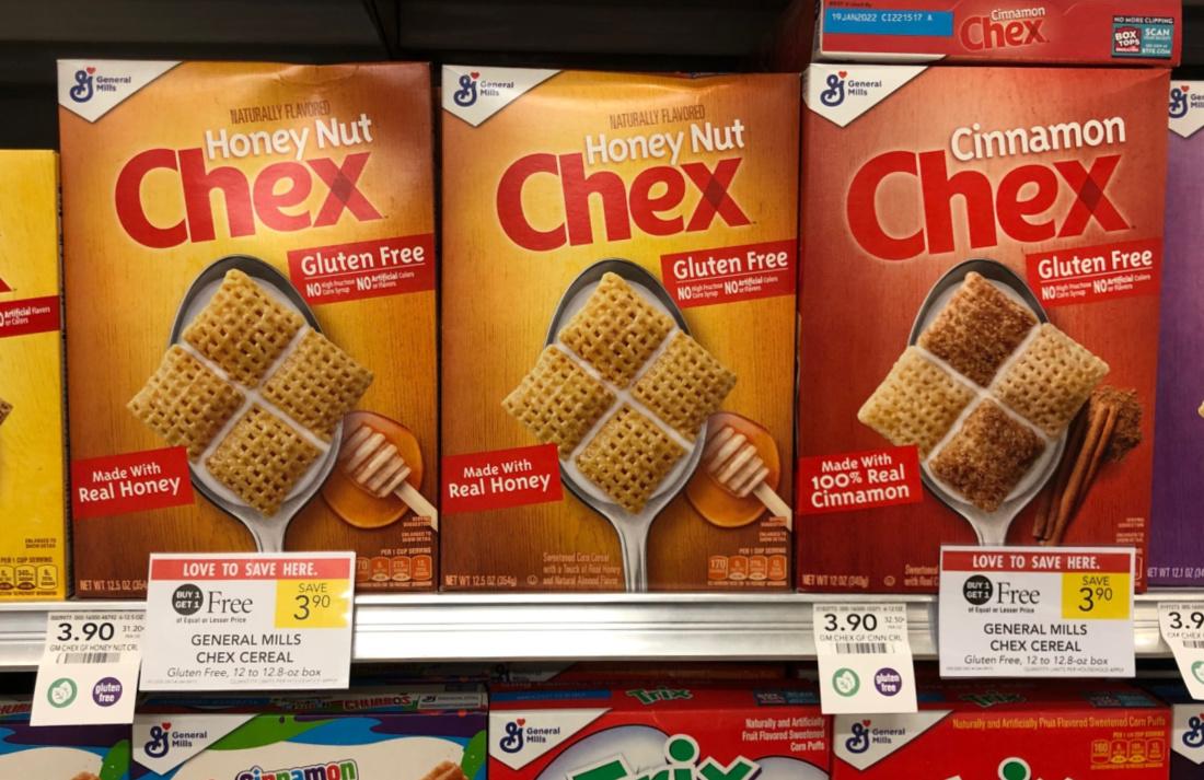 Chex Cereal Just $1.45 Per Box At Publix on I Heart Publix