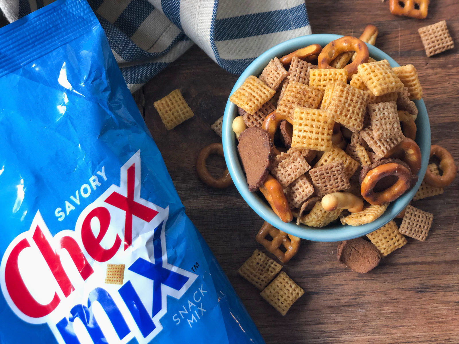 Chex Mix, Bugles Or Gardetto's Only $1.13 Per Bag At Publix on I Heart Publix 1