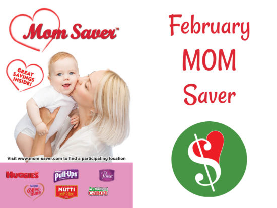 November MOM Saver Booklet + Find Your Local Event Day & Time on I Heart Publix 1