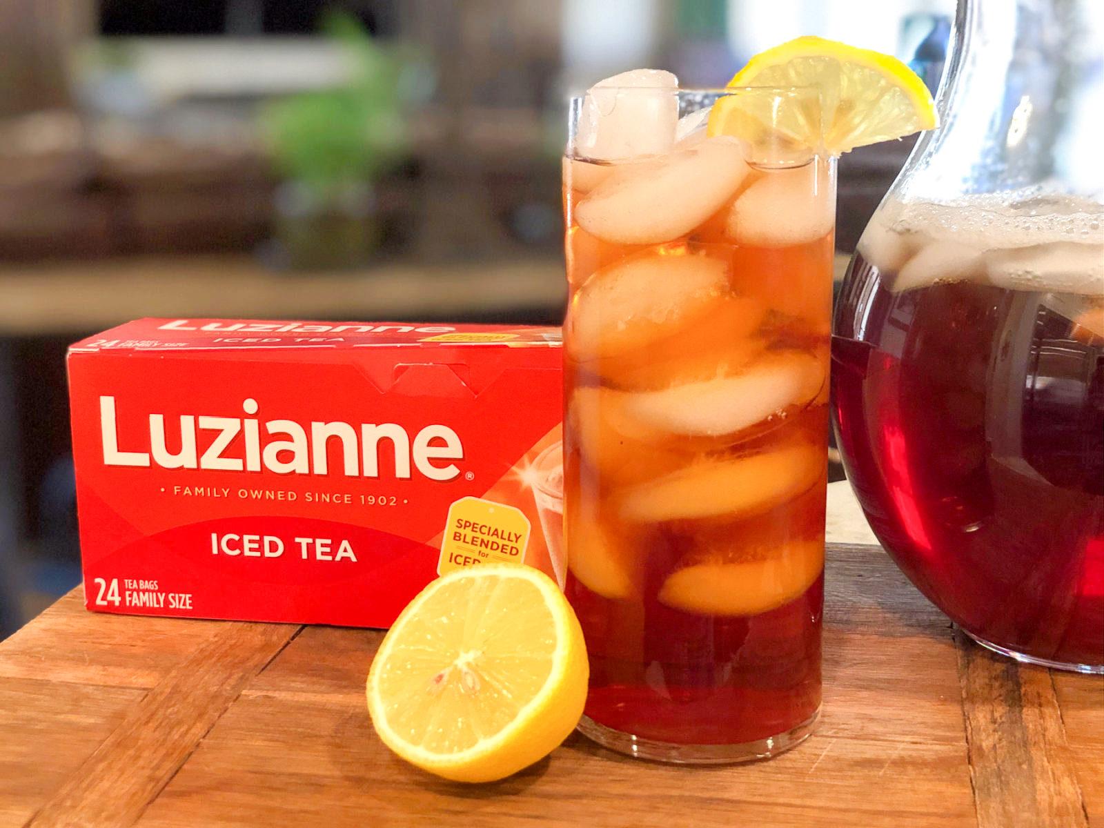 Luzianne Tea Just $1.40 Per Box At Publix on I Heart Publix