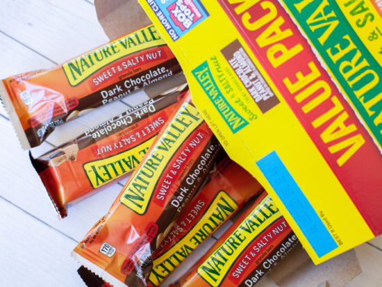 Value Size Boxes Of Nature Valley Granola Bars As Low As $2.33 At Publix (Plus Cheap Fiber One Bars) on I Heart Publix