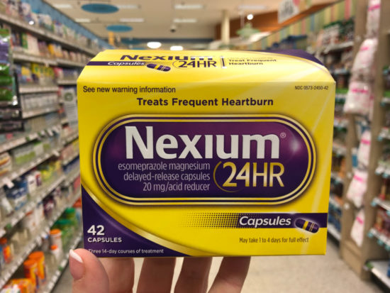 Nexium 42 Count Box Only $13.99 At Publix (Save $15!) on I Heart Publix 1