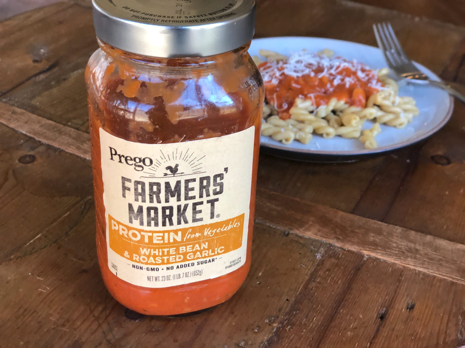 Prego Farmers' Market Sauce Only $1.84 At Publix on I Heart Publix