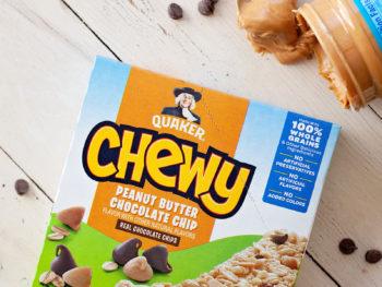 Quaker Chewy Bars Just 79¢ Per Box At Publix on I Heart Publix