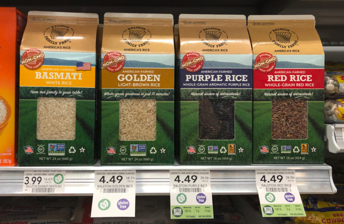 Ralston Family Farms Red Rice Just $1 At Publix on I Heart Publix 1