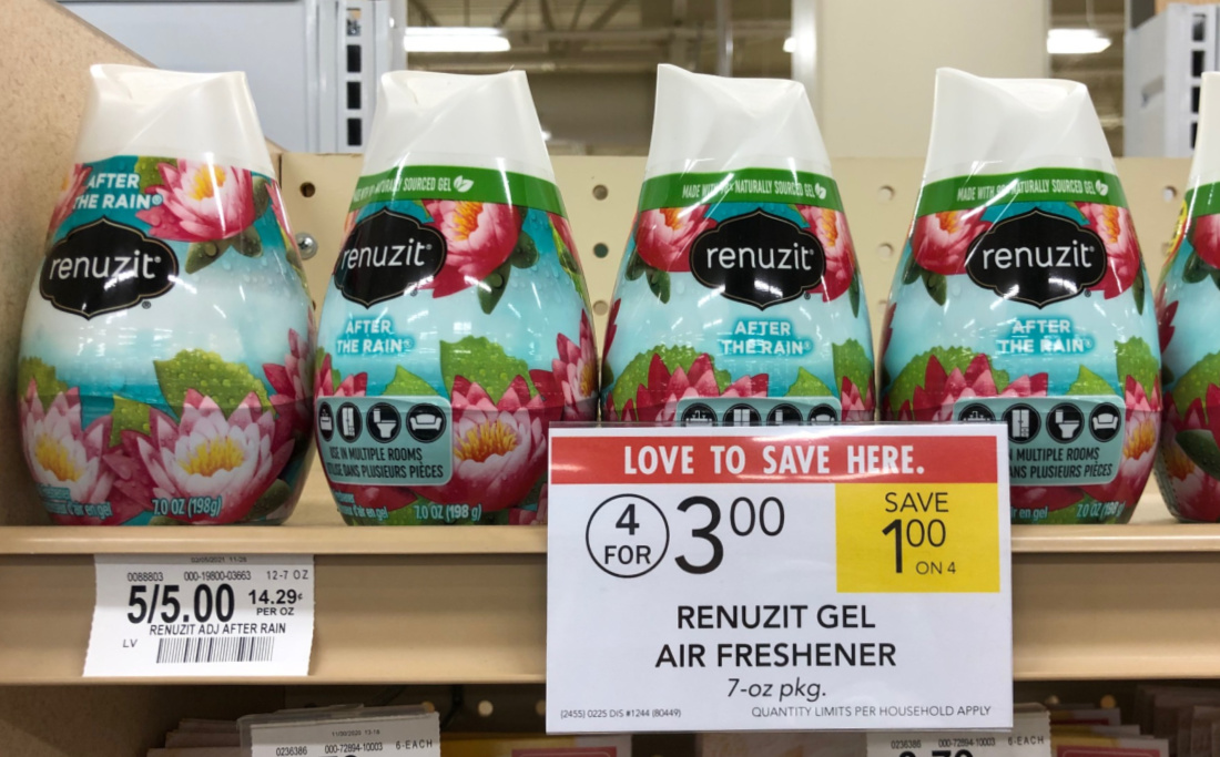 Renuzit Gel Air Fresheners Only 25¢ Each At Publix on I Heart Publix