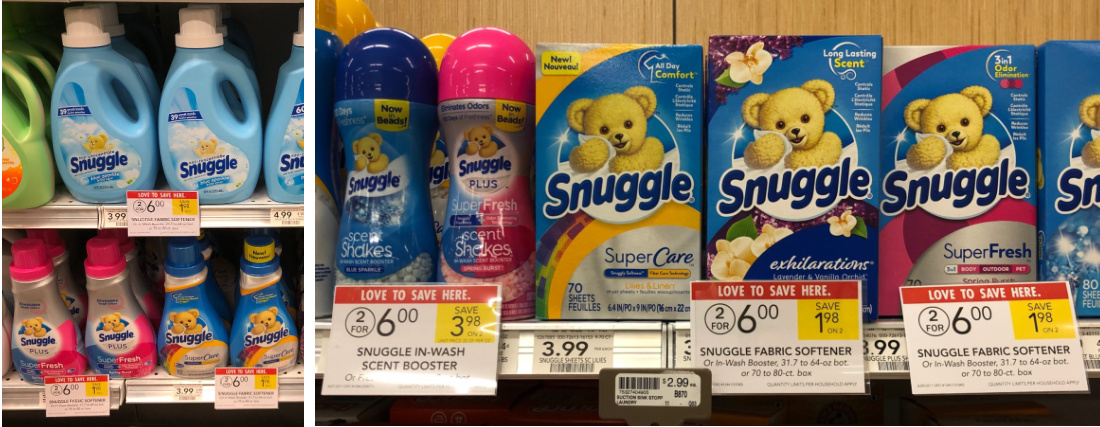 Snuggle Products As Low As $2 At Publix on I Heart Publix 4