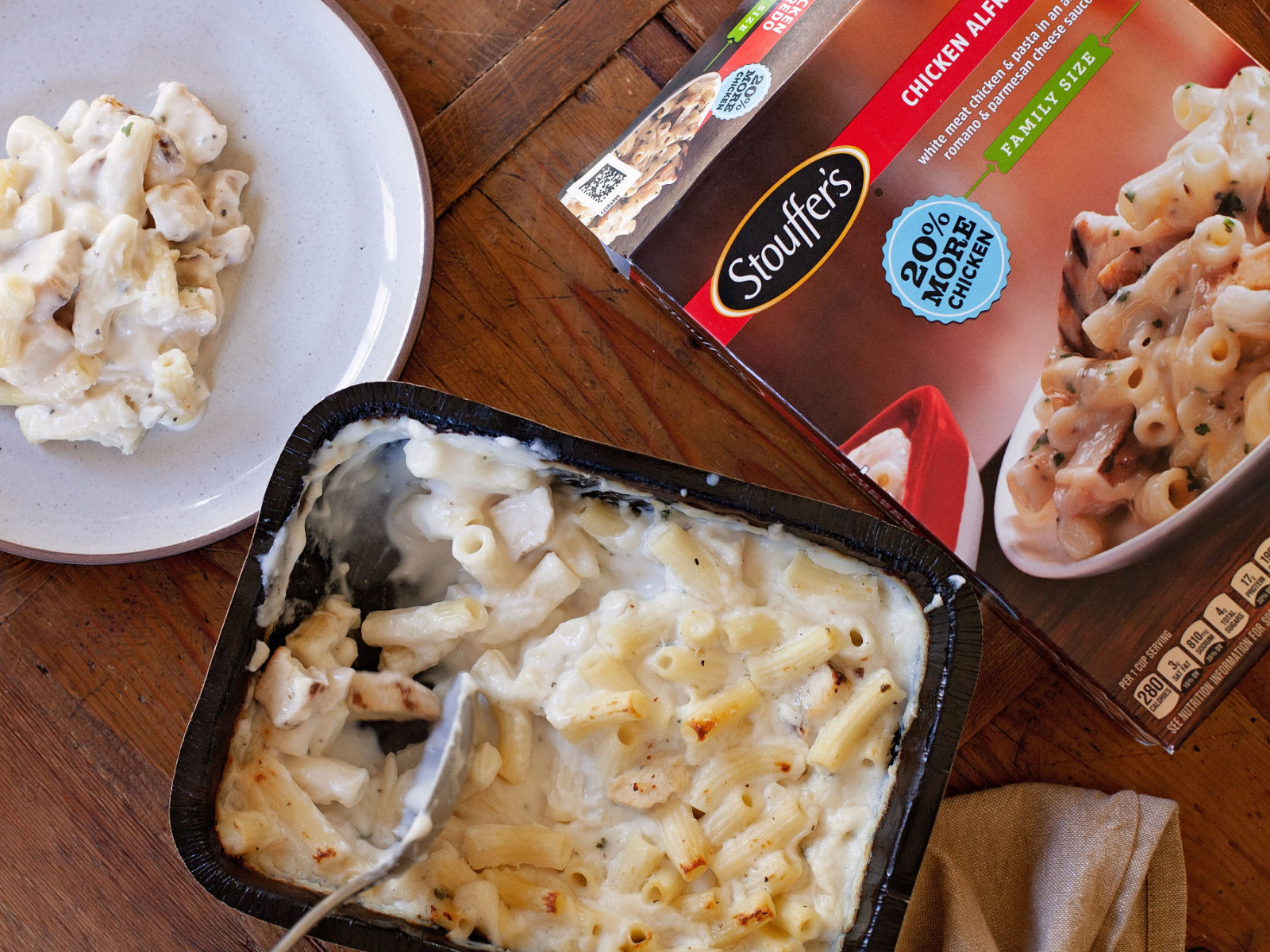 Stouffer's Family Size Entree Only $4.99 At Publix on I Heart Publix 2