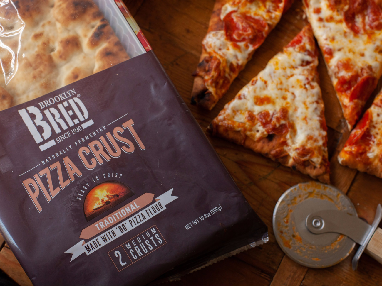 Brooklyn Bred Traditional Pizza Crust Just $2 At Publix on I Heart Publix 2
