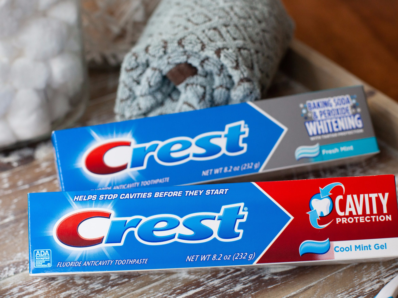 Don't Miss This BOGO Sale On Crest Toothpaste - Grab A Great Deal At Publix on I Heart Publix