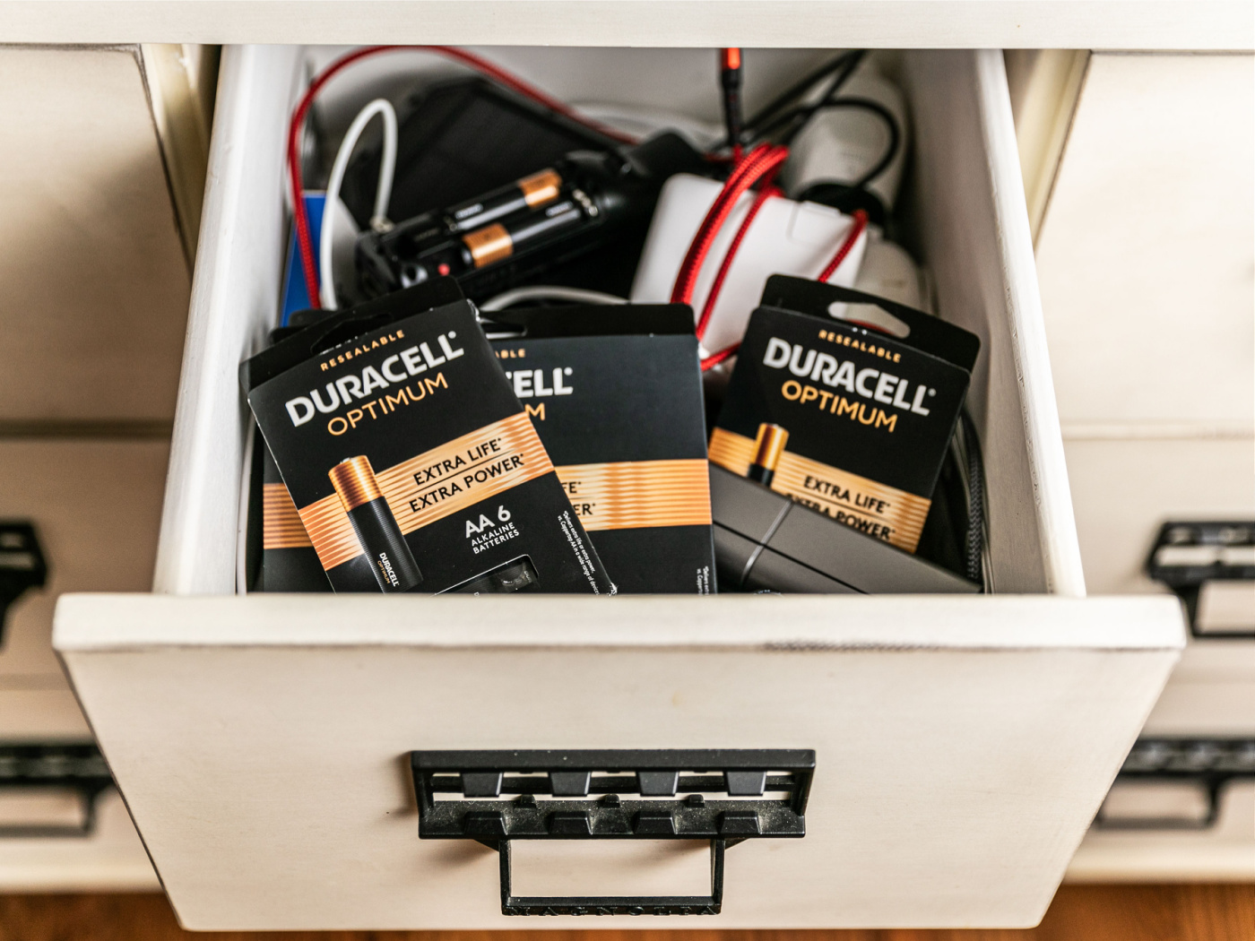 Upgrade Your Device with Duracell Optimum* - Get 25% OFF Any Duracell 6ct or Higher on I Heart Publix 1