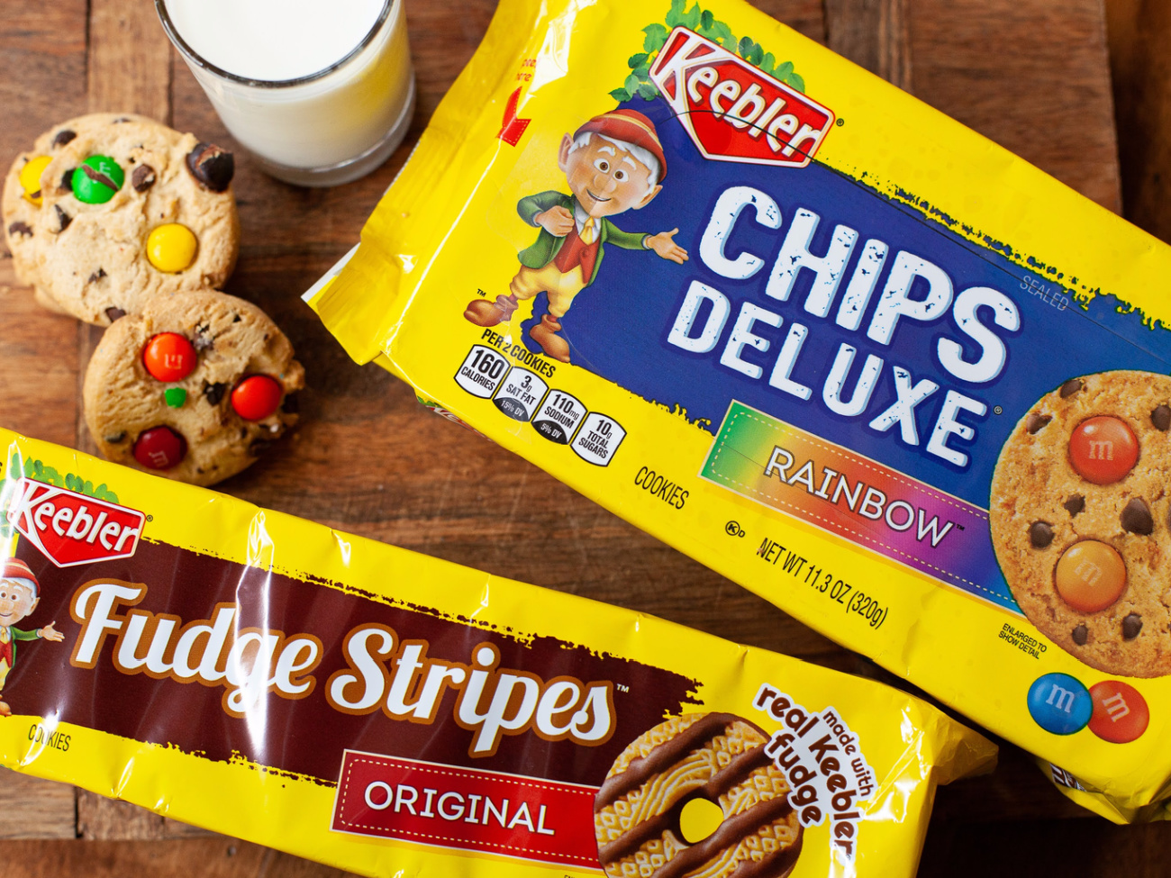 Keebler Cookies As Low As 29¢ At Publix on I Heart Publix