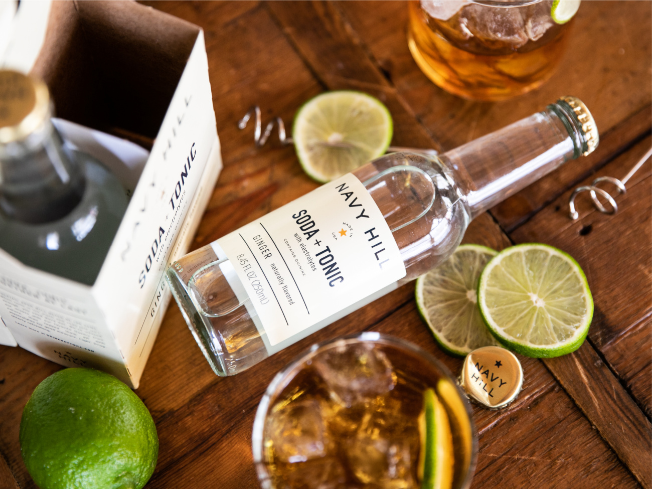 Huge Discount On Navy Hill Mixers At Publix – Save On A Delicious Soda + Tonic Blend! on I Heart Publix