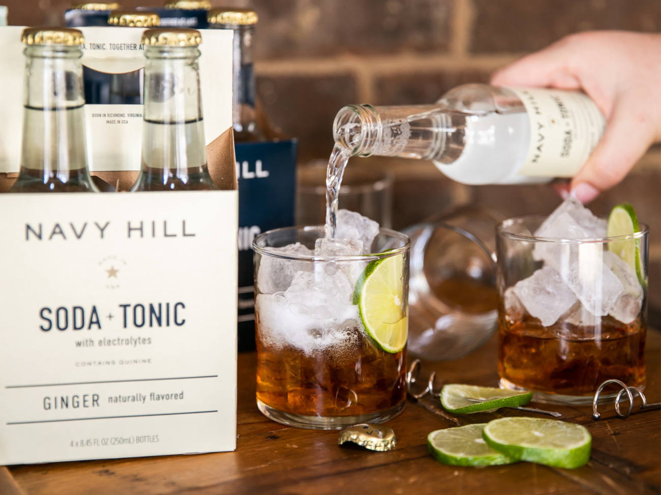 Huge Discount On Navy Hill Mixers At Publix – Save On A Delicious Soda + Tonic Blend! on I Heart Publix 1