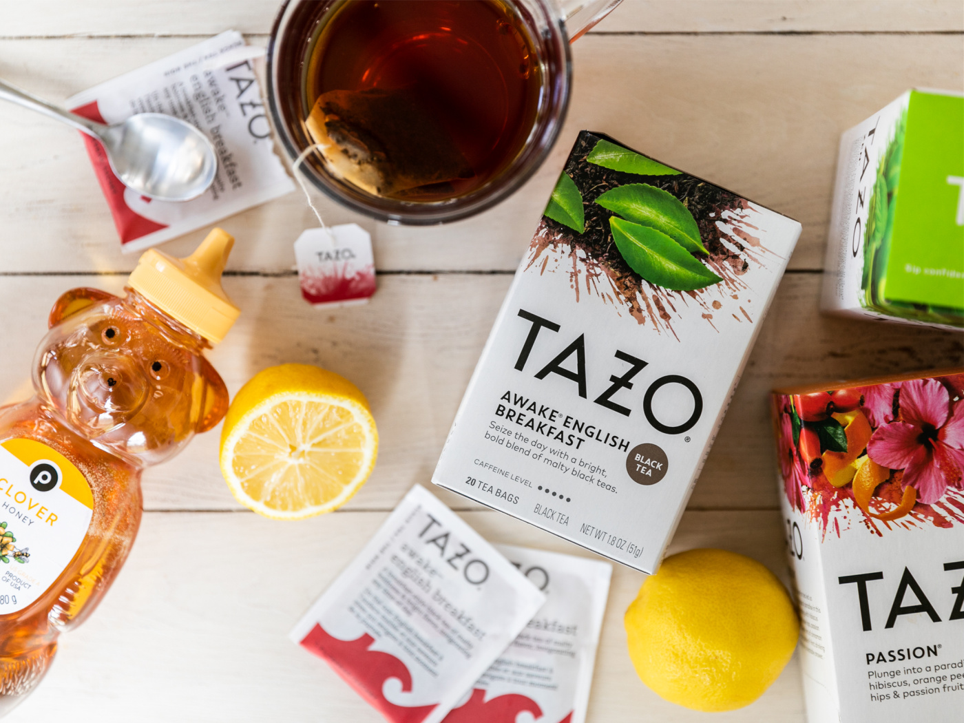 Grab A Great Deal On Your Favorite TAZO Tea & Concentrates Right Now At Publix on I Heart Publix