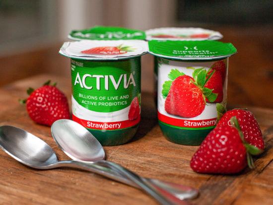 Dannon Activia Yogurt Only 28¢ At Publix - About 7¢ Per Cup! on I Heart Publix