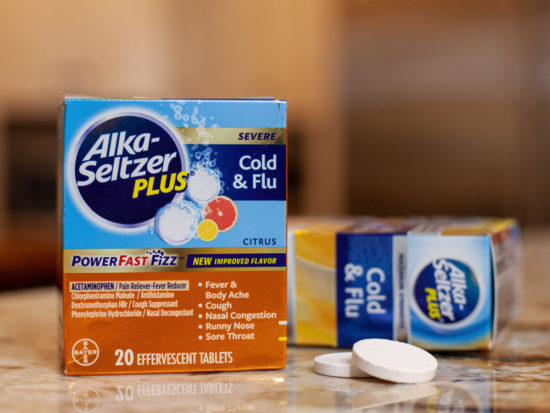 Alka-Seltzer Plus Items As Low As $3.99 At Publix (Regular Price $7.99) on I Heart Publix